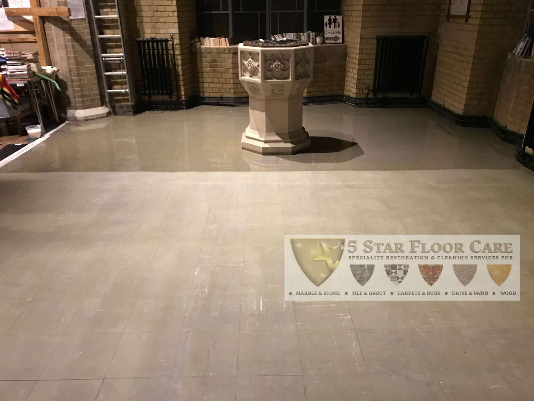 Commercial Hard Floor Cleaning Amp Polishing In Bromley