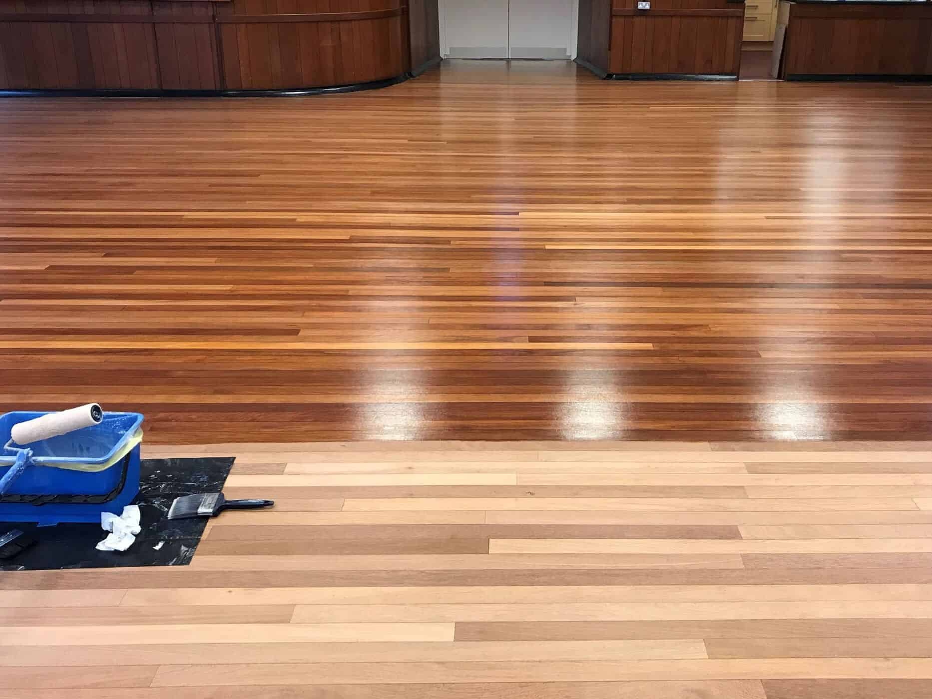 WOOD FLOOR SANDING, MAINTENANCE & RESTORATION